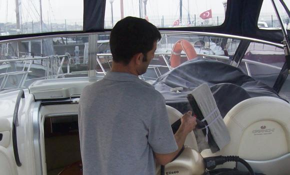 Tekne Temizliği